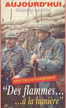 Joël acteur de Verdun