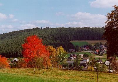 le village de Bubenbach