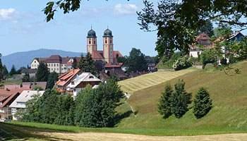 village de St Märgen