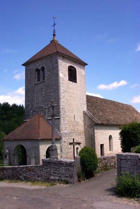 église de Fesservillers