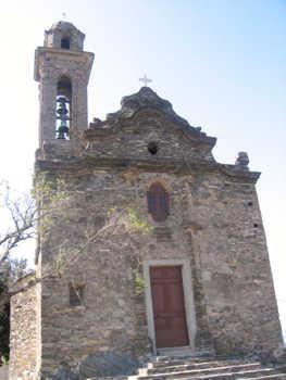 église en Corse