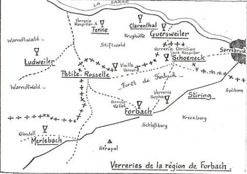 région de Forbach