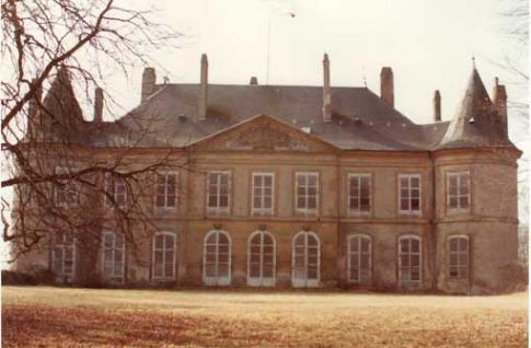 Château Hombourg-Budange
