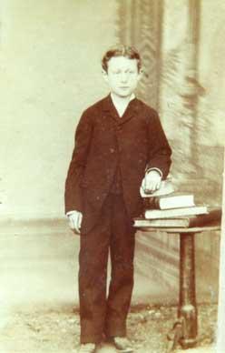 F.Charles à 13 ans