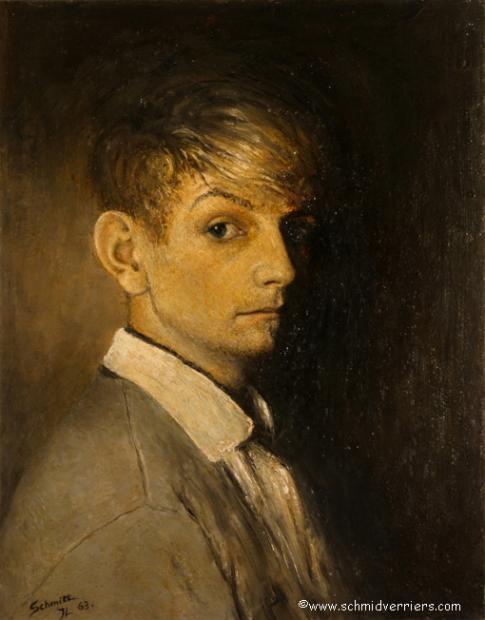 autoportrait de Jl Trévisse