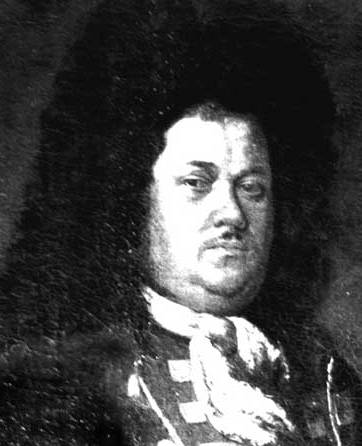 Portrait de Melchior von Schmidsfeld