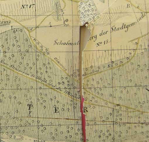 carte 1827