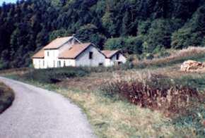 Maison forestière de Miellin