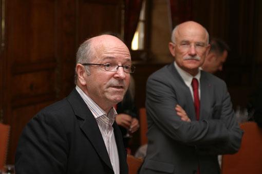 C.Schmitt et D.Gros